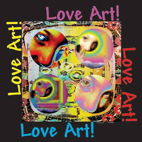 Love Art design DASH